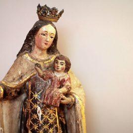 Vierge Ibérique