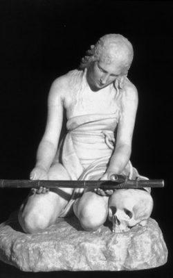 Madeleine pénitente Canova Sant_agostino